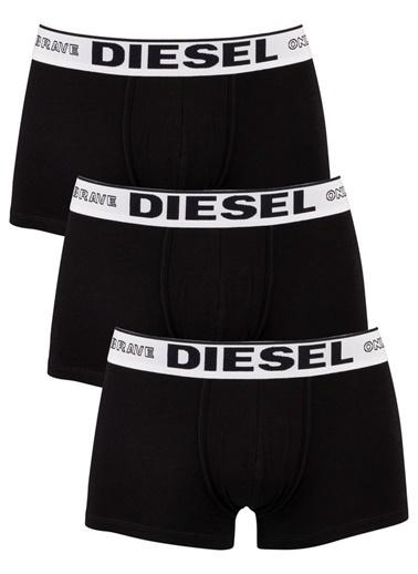 Diesel DIESEL 3 LÜ ERKEK BOXER 00ST3V-0TAWB-E4101 Renkli